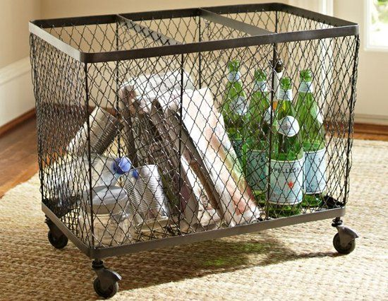 8 Stylish Ways to Recycle in Small Spaces