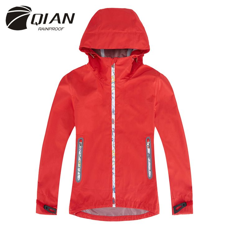 >> Click to Buy << QIAN RAINPROOF Women Rain Jacket Waterproof Rain Poncho Thin Breathable Outdoor Raincoat Motorcycle Rain Coat Rainwear Rain Gear #Affiliate