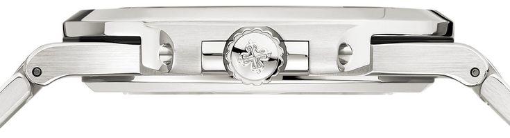 Patek Philippe Nautilus 40th Anniversary 5711/1P Watch In Platinum