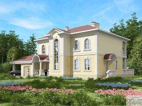 Дизайн экстерьра-портфолио, выгодная цена, дизайн фасада, дизайн коттеджа