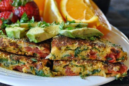 Veganóia: Omelete Vegano