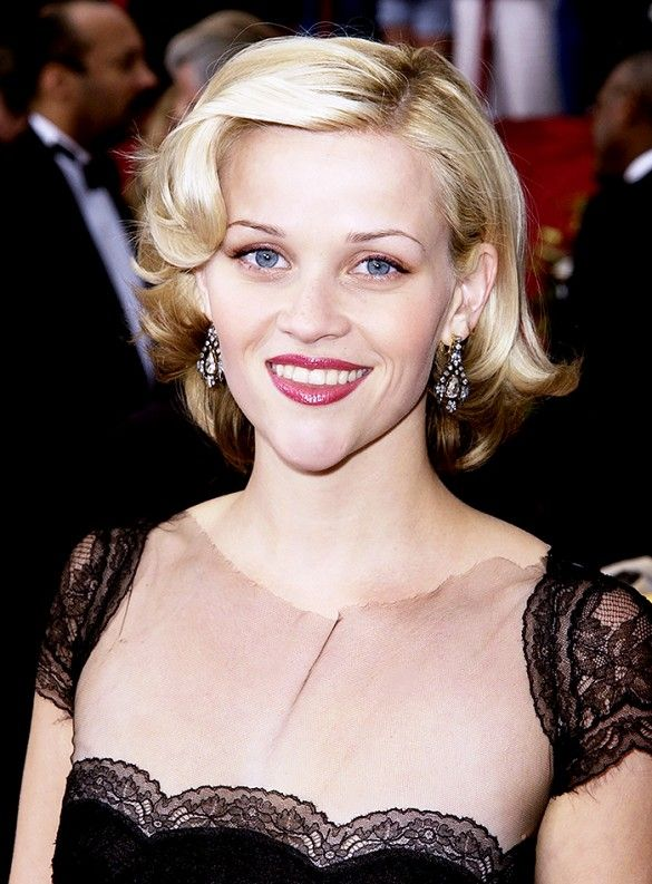 Reese Witherspoon's first Oscars appearance in 2002