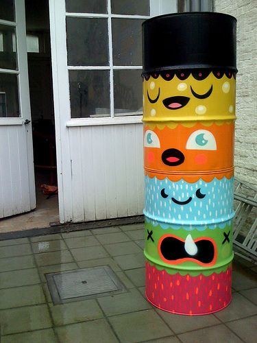 Totem by Bue the Warrior.