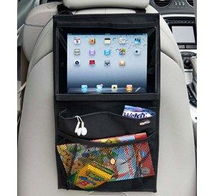 Backseat Media Organizer
