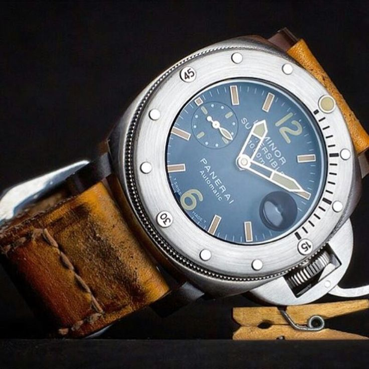 Caitlin 2 on Panerai Submersible, price for: $99,99 (999 ribu) without buckle