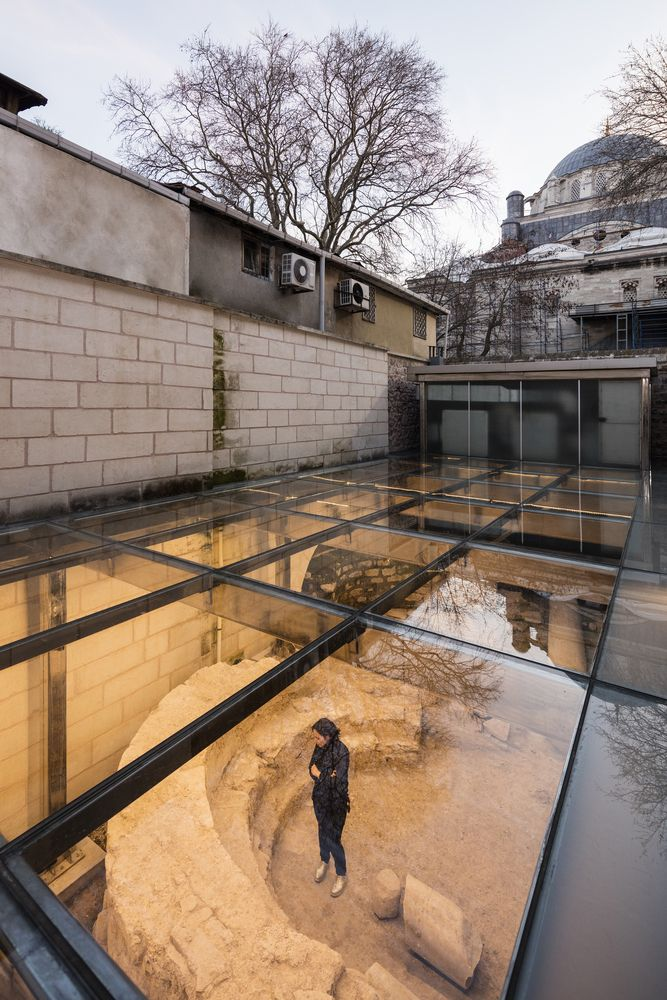 Gallery of Beyazıt State Library / Tabanlioglu Architects - 7