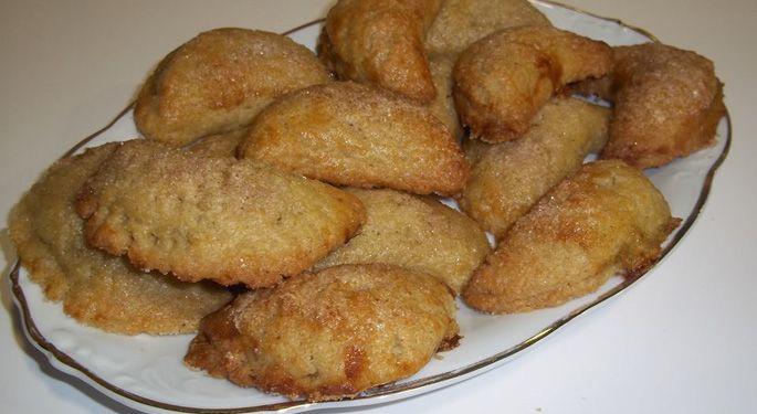 Pastelitos de Boniato de Barxell | Pastissets de Boniato