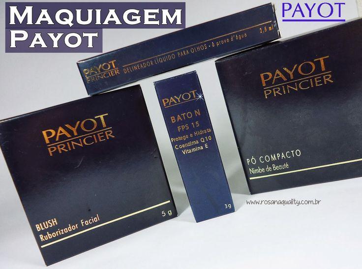 Maquiagem Payot