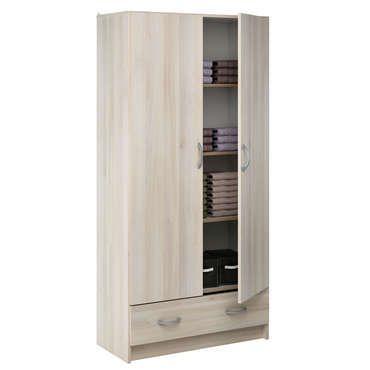 1000 id es sur le th me ling re sur pinterest armoire de linge meuble de r - Armoire penderie leroy merlin ...