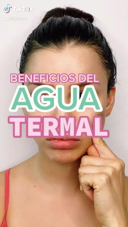 Beneficios del agua termal Dark Skin Makeup, Face Tips, Skin Tightening, Tips Belleza, Clear Skin, Glowing Skin, Skin Care Tips, Healthy Skin, Natural Beauty