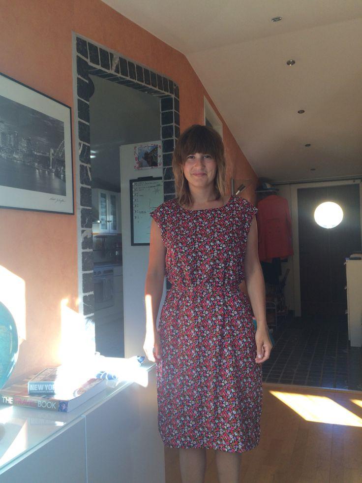 Memade dress. DIY