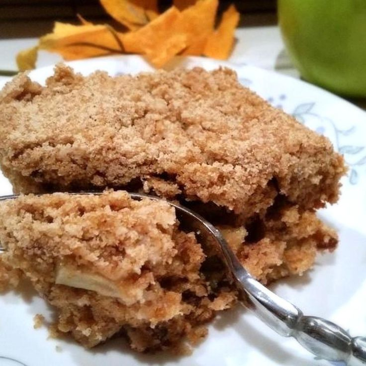 Crumb Recipe For Crumb Cake
