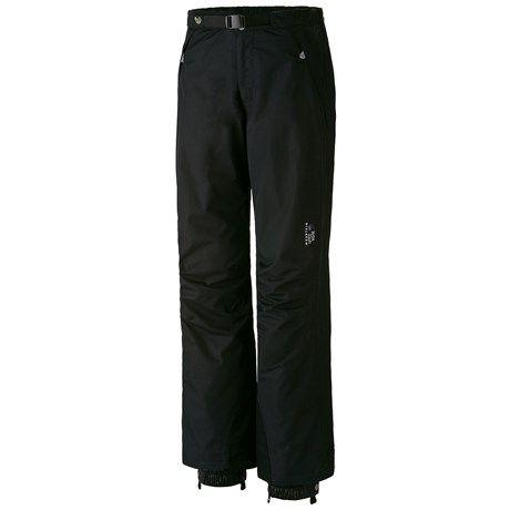 Mountain Hardwear Hestia Pants - Waterproof, Removable Suspenders (For Women))