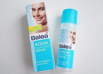 Balea Aqua feuchtigkeits serum:Review