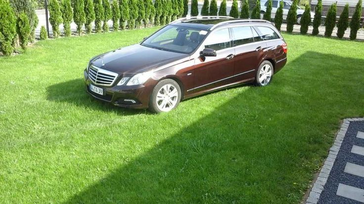 Mercedes-Benz E 250 T CDI Avantgarde PANORAMA DEFEKT