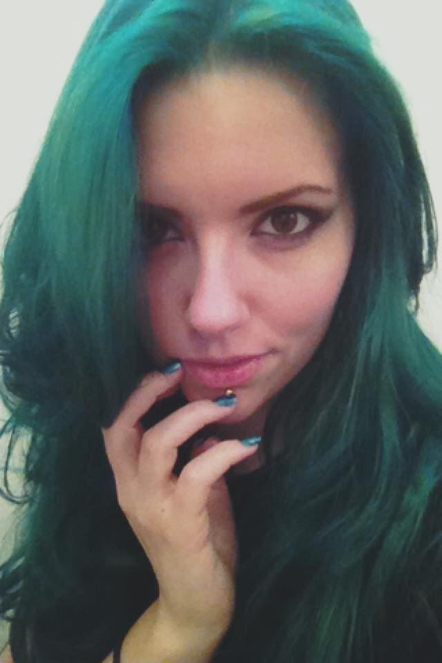 nouvelle photo par cline coloration semi permanente stargazer uv turquoise http - Stargazer Coloration Semi Permanente
