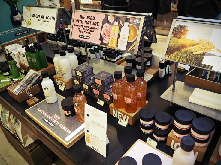 The Body Shop: What's New And A Skincare Consultation // The Gem Agenda Blog