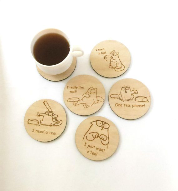 1000 ideas about drink coasters on pinterest fabric for Drink coaster ideas