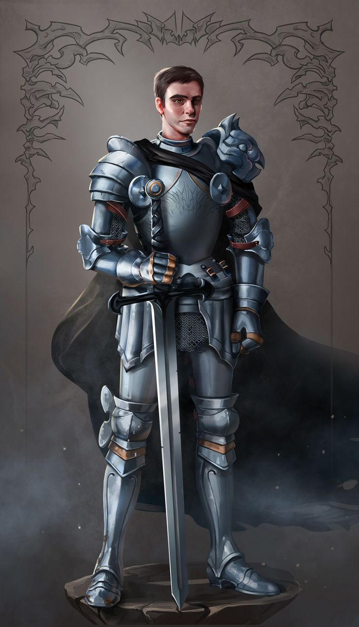 Knight, Corina Stan on ArtStation at https://www.artstation.com/artwork/1k8Q2