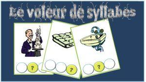 jeu plus qu'intéressant sur la place d'une syllabe et déjà tout fait!