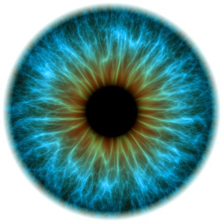 eye iris | Men trail women in discerning shades of blue, yellow, and green, a new ...