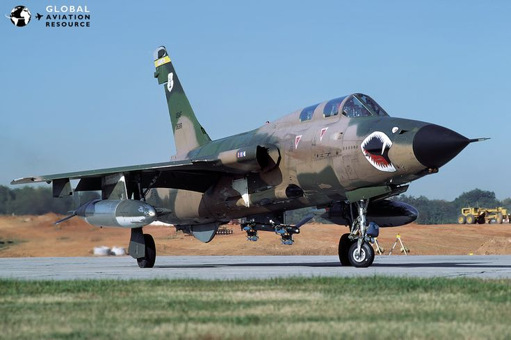 "17 Best Images About Republic F-105 Thunderchief, """"AKA"