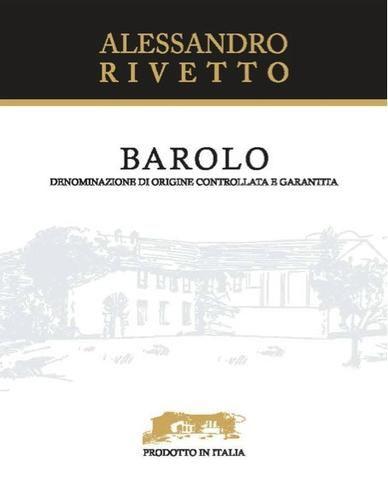 Alessandro Rivetto Barolo 2010