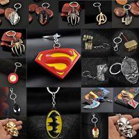 Charm Creative The Avengers Marvel Captain America Comics Keyring Key Chain Gift