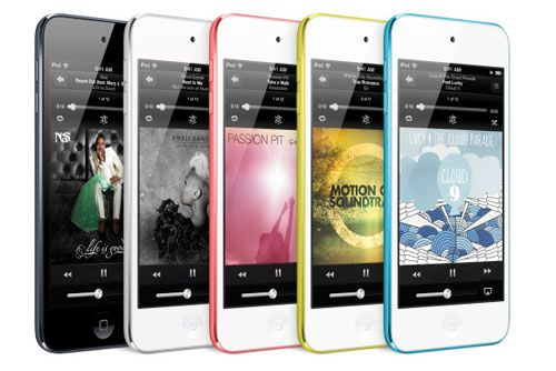 Fifth-generation iPod touch is faster, finer than predecessors