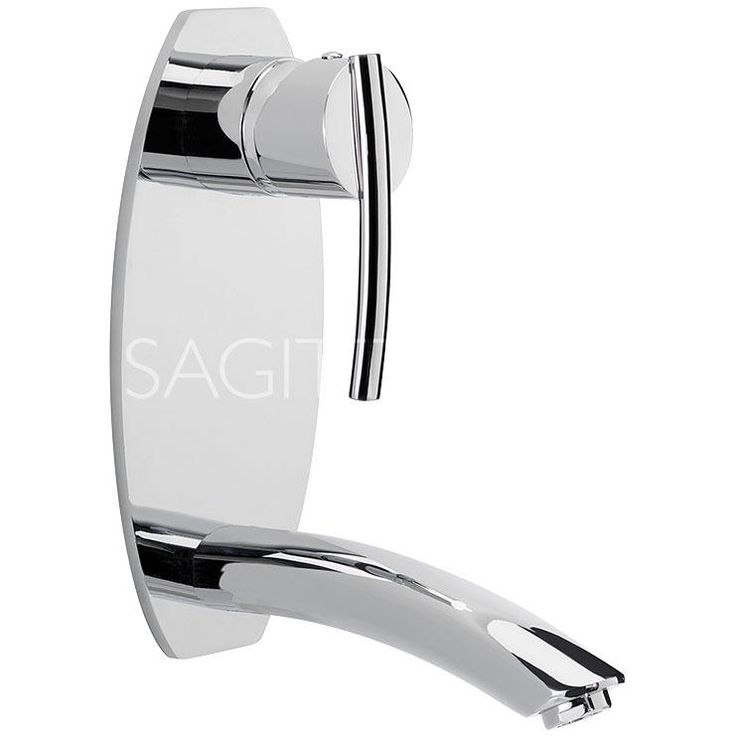 Sagittarius Pure Wall Mounted Bath Mixer Tap Online