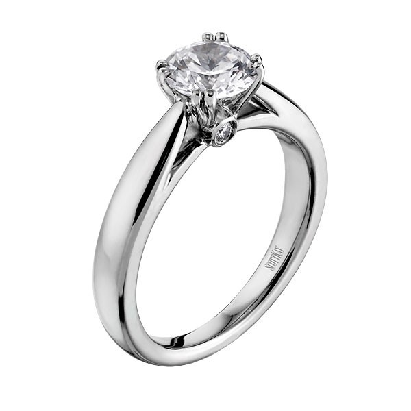 Scott Kay Radiance Round Diamond Pave Platinum Semi: 1000+ Images About Scott Kay Diamond Engagement Rings On