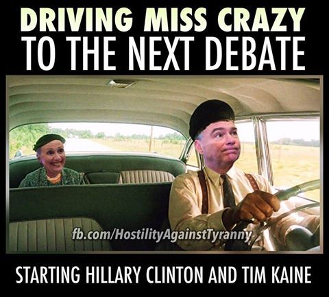 The Democrat VP running mate is having second thoughts?!?