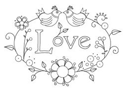 Download Free Punch Needle Patterns | FREE REDWORK EMBROIDERY PATTERNS - Embroidery Designs