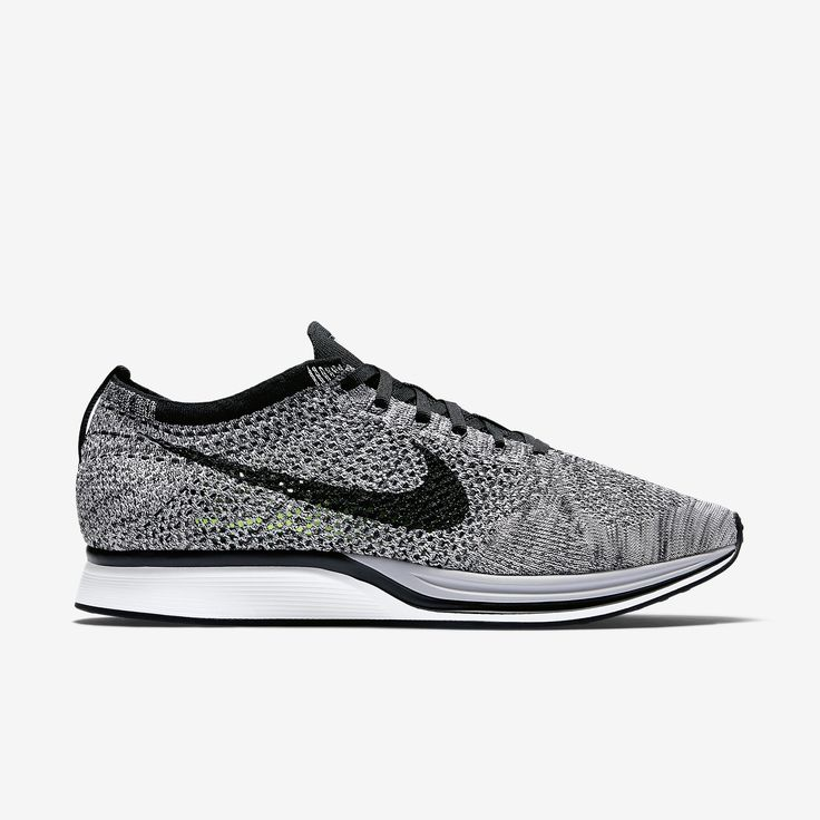 Nike Performance LUNAREPIC FLYKNIT - Neutral running shoes - loyal blue/black/blue glow/summit white/bright mango Men Running Shoes adidas roshe cheap worldwide shipping