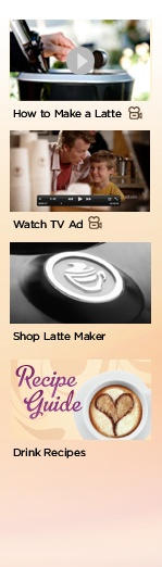 Mr. Coffee Latte Maker & Recipes.  My husband purchased the latte maker last year...love it!