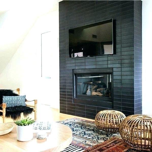 Subway Tile Fireplaces Black Tile Fireplace Top Best Fireplace Tile Ideas Luxury Interior Designs Blac Fireplace Remodel Fireplace Tile Surround Fireplace Tile