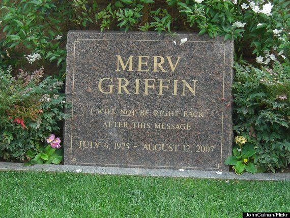 13 People Who Took Their Sense of Humor to the Grave, from Huffington Post