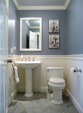 Half Bath Design Ideas, Pictures, Remodel, and Decor - page 19
