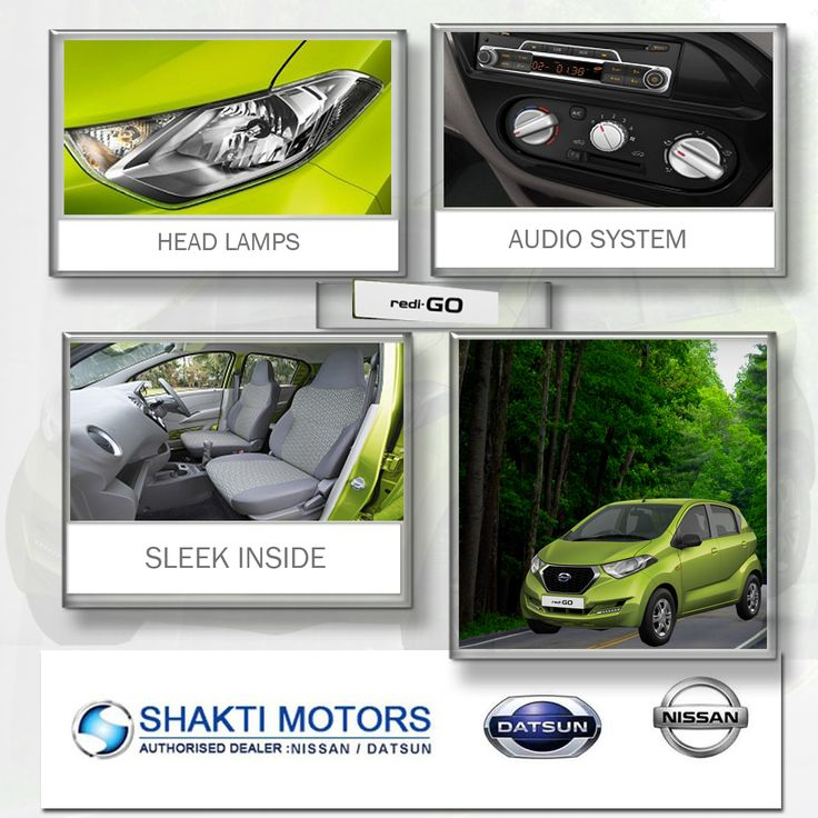 Features of #NissanRediGO #ShaktiNissan : https://goo.gl/uFVlZY #ShowRoom in #NaviMumbai #MyCar #Drive #DatsunCar #NissanCar