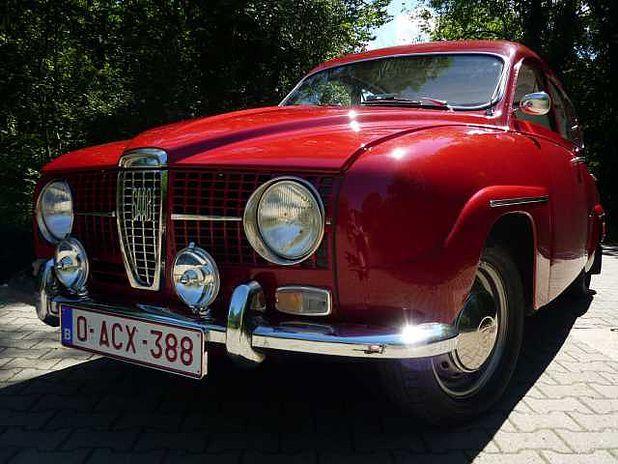 Saab 96 1966