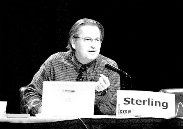 Bruce Sterling on Why It Stopped Making Sense to Talk About 'The Internet' in 2012