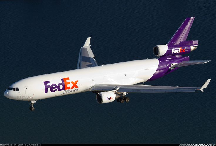 FedEx Express N614FE McDonnell Douglas MD-11F aircraft picture