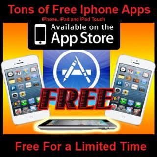 14 FREE iPhone, iPod touch, and iPad Apps - http://getfreesampleswithoutsurveys.com/14-free-iphone-ipod-touch-and-ipad-apps-2