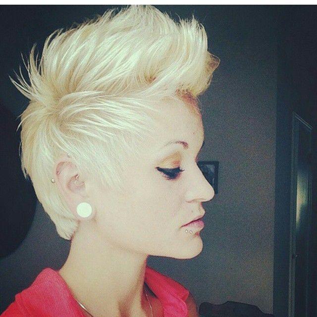 Heb jij dun haar? Geen probleem! Voortreffelijke korte kapsels voor dun haar!