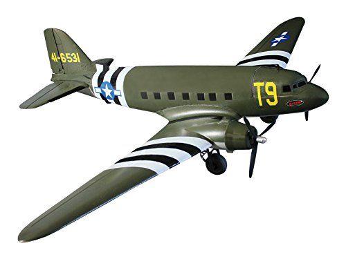 nice Dynam-RC - Avión RC C-47 Skytrain Eléctrico PNP - DY8931-GR Mas info: http://comprargangas.com/producto/dynam-rc-avion-rc-c-47-skytrain-electrico-pnp-dy8931-gr/