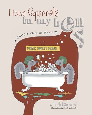 Book Review - Squirrels in my belly