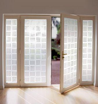 Unique Privacy Window Covering Ideas
