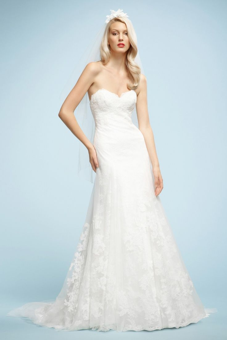 The dress gallery - Watters Gloria Gown