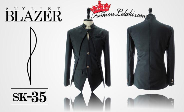 Kode : SK 35  Blazer Pria yang dibuat dengan bahan terbaik dan model yang uptodate. Alamat kami   jl. raya janti gg. arjuna no.59 karangjambe, Banguntapan, Bantul, Yogyakarta 55198   Phone : 0878 7202 3264 Pin BB : 29399D9F FB       : fashionlelaki.com