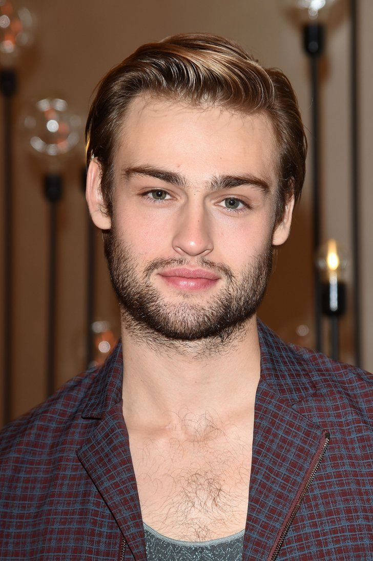 Pin for Later: Bored of Benedict? Add These 33 Hot British Actors to Your List! Douglas Booth